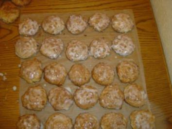 Rezept: Lebkuchen Plätzchen
