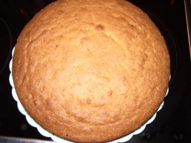 Kuchen: Amaretto-Crunch-Kuchen - Rezept - Bild Nr. 2