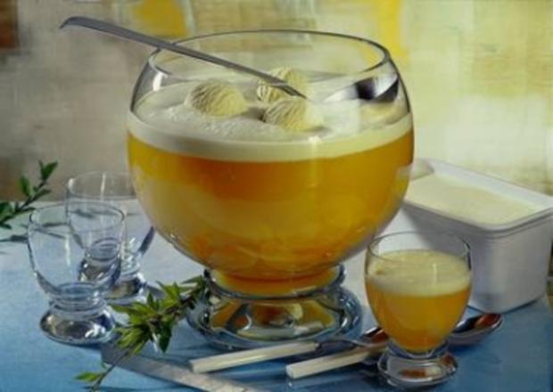 Schlammbowle - Rezept