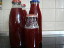 Saft: Sauerkirschsaft - Rezept