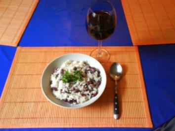 Reis: Karibischer Reis mit Bohnen - Rezept