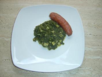 Grünkohl Eintopf - Rezept