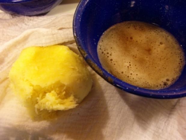 Boxty, traditionell irische Kartoffelbrötchen - Rezept - Bild Nr. 2