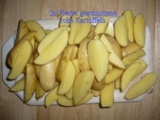 Beilage: Ganz wilde Kartoffeln - Rezept - Bild Nr. 5