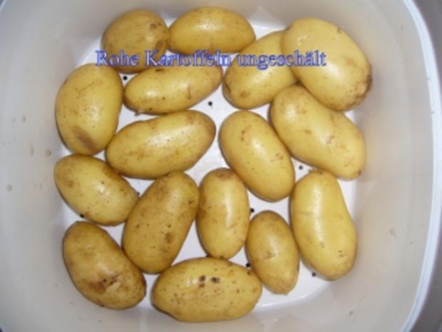 Beilage: Ganz wilde Kartoffeln - Rezept - Bild Nr. 2