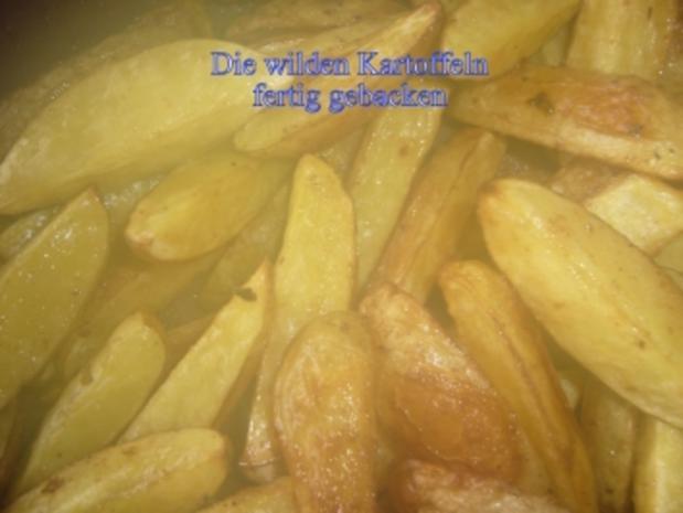 Beilage: Ganz wilde Kartoffeln - Rezept - Bild Nr. 6