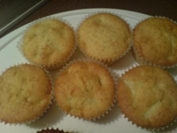 "Muffins ""Birne"" - Rezept"