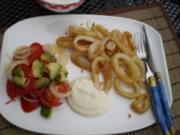 Avocado- Tomaten- Salat - Rezept