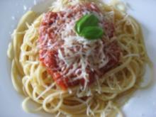 Spaghetti ai pomodori... der Klassiker - Rezept