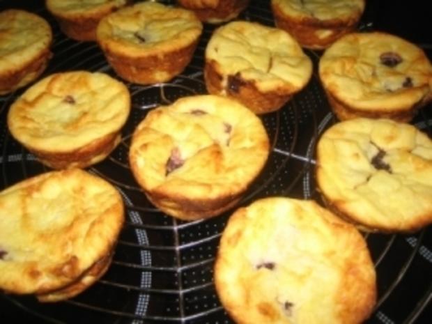 Käsekuchen - Muffins - Rezept mit Bild - kochbar.de