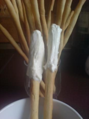 "Fingerfood ""Grissini mit Zucchini"" - Rezept - Bild Nr. 5"