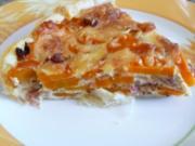 Pikanter Karottenkuchen - Rezept
