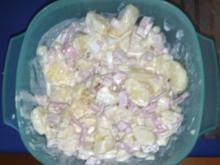 Lecker Kartoffelsalat - Rezept