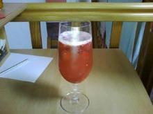 Weissbierbowle mit Himbeeren - Rezept
