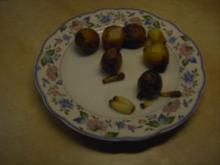 Beilagen - frittierte Zwiebeln - Rezept