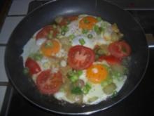 Inges-Sonntags - Frühstückspfanne - Rezept