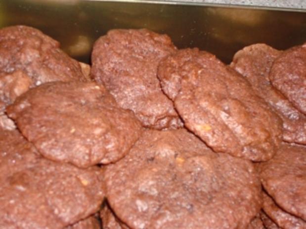 Aller-allerbeste Chocolate Chip Cookies - Rezept