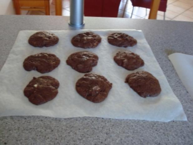 Aller-allerbeste Chocolate Chip Cookies - Rezept - Bild Nr. 9