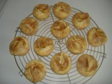 Apfel - Zimt Muffins - Rezept