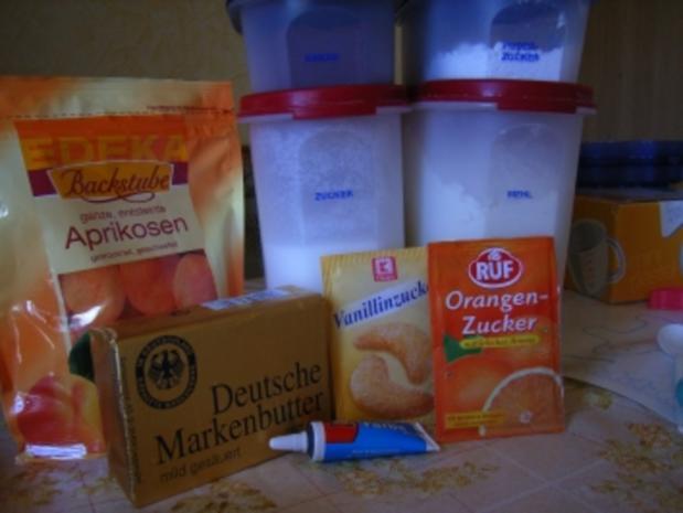 Schoko-Frucht-Quardrate - Rezept - Bild Nr. 2