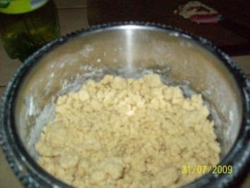 Streusel Grundrezept - Rezept