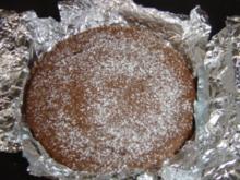 Schokoladen -Tarte - Rezept