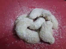 Weihnachtszeit : Vanillekipferl - Rezept - Bild Nr. 2