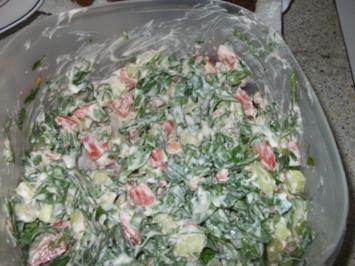 arabischer Salat - Rezept