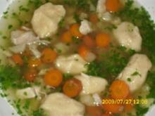 Suppe:  Werde-schnell-gesund-Suppe - Rezept
