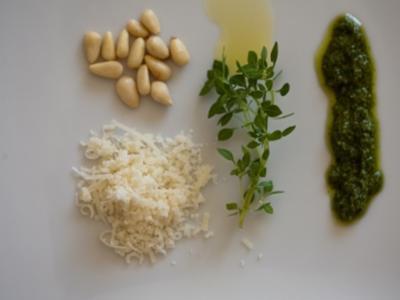 Basilikum Pesto - Rezept