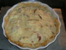 Die total verrückte Blätterteig-Puddingtarte a la Kräuterhexe - Rezept