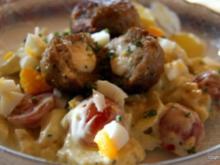 Mozzi trifft Kartoffelsalat - Rezept