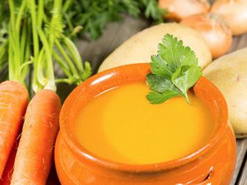 Kartoffel-Karotten-Suppe - Rezept - Bild Nr. 2