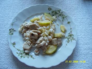 Reispfanne - Rezept