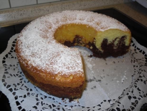 Klassischer Mamorkuchen - Rezept - Bild Nr. 2