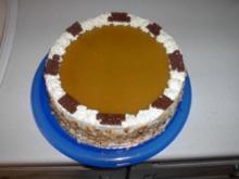 Aprikosen - Joghurt - Torte - Rezept