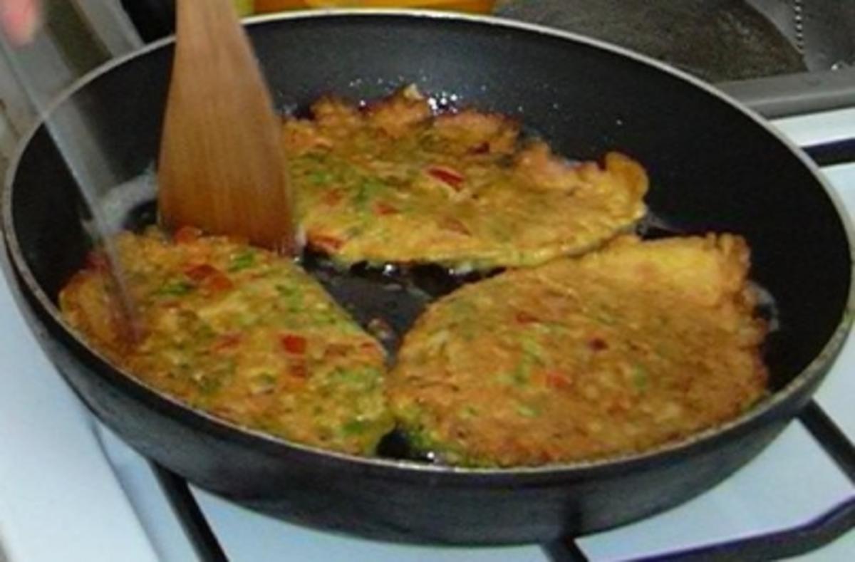 Vegetarisches - Tortillas - Rezept Eingereicht von anfaengerintotal