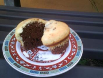 Double Chocolate Muffins - Rezept