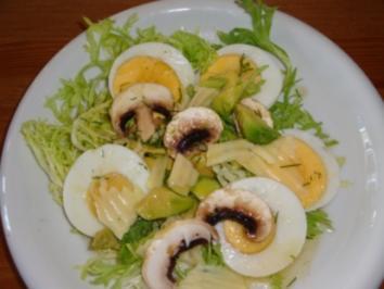 Rezept: Avocadosalat