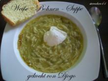 Weiße - Bohnen - Suppe - Rezept