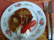 Abendbrot - Zucchini - Frikadellen - Rezept