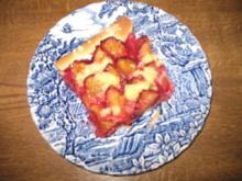 Zwetschgenkuchen mit Streusel - Rezept