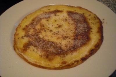 Mamas Pfannkuchen - Rezept