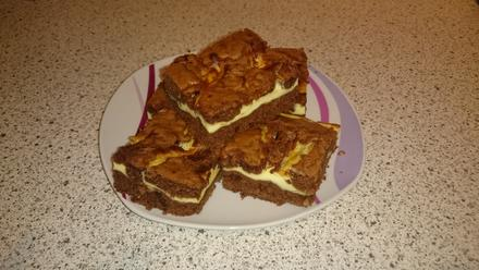 Cheescake - Brownies - Rezept - Bild Nr. 2
