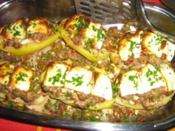 Rosas Ofenkartoffeln lecker gefüllt - Rezept