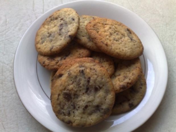 Chocolate - Chip - Cookies - Rezept