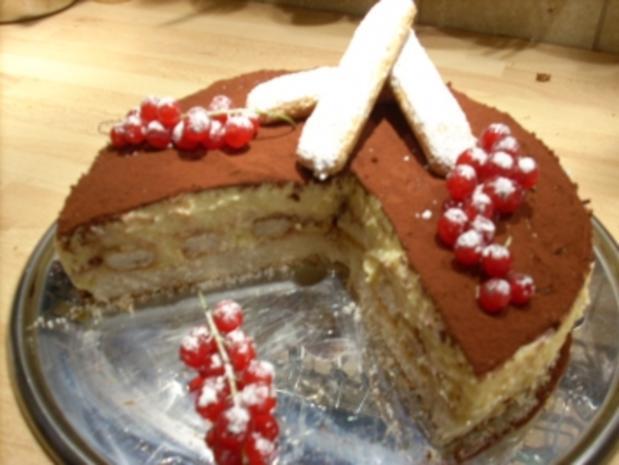Tiramisu-Torte - Rezept - Bild Nr. 2