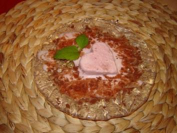 Erdbeer-Mascarpone-Eis - Rezept
