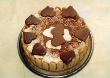 Mascarpone-Torte - Rezept
