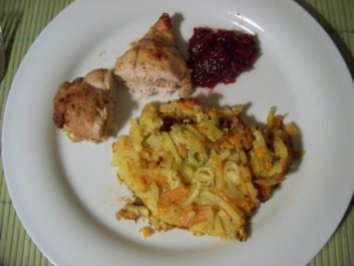 Nudelsalat mit Hühnerbrust - Rezept mit Bild - kochbar.de
